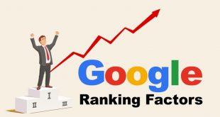 آموزش سئو با مهم ترین فاکتورهای رتبه بندی گوگل