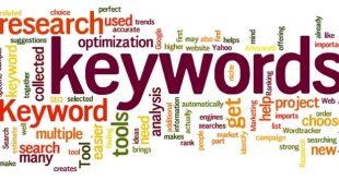 کمله کلیدی keyword