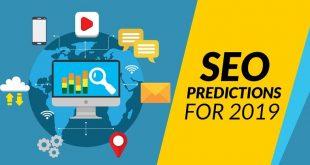 پیش بینی سئو سایت در سال 2019