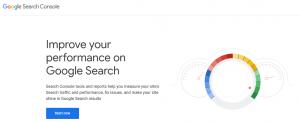 نحوه ایجاد گوگل سرچ کنسول